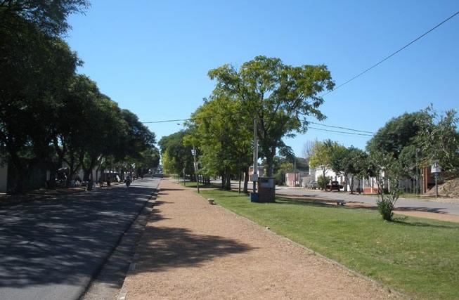 Un paseo por la ciudad de Treinta y Tres